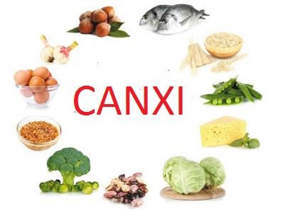 Canxi đóng vai trò rất quan trọng với cuộc sống con người