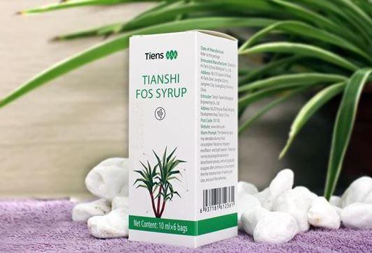 Thực phẩm chức năng Tianshi For Surup cải thiện đường ruột