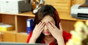 Massage mắt giúp giảm các bệnh thường gặp về mắt