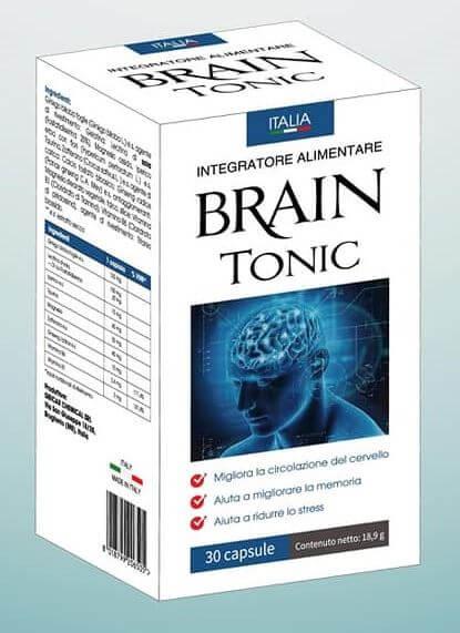 Brain tonic tăng cường sức khoẻ não